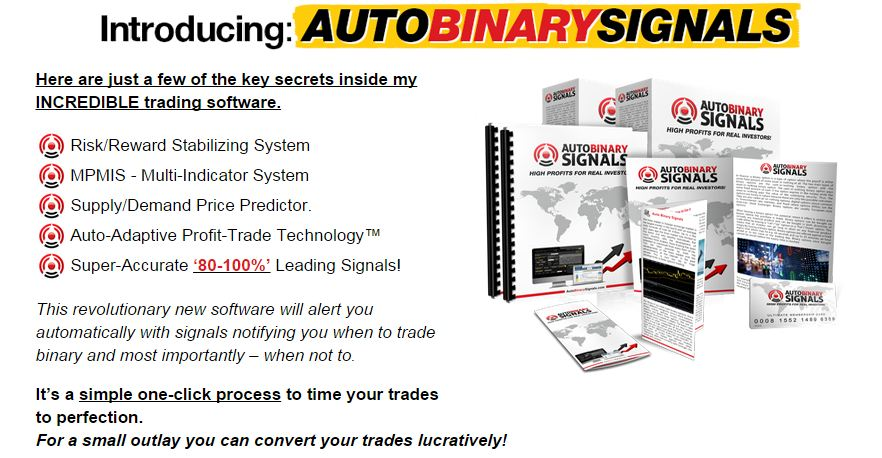 Auto-Binary-Signals